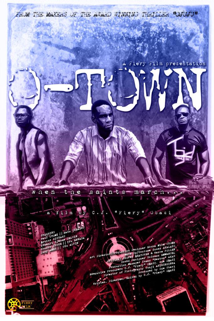 O-Town Poster Main