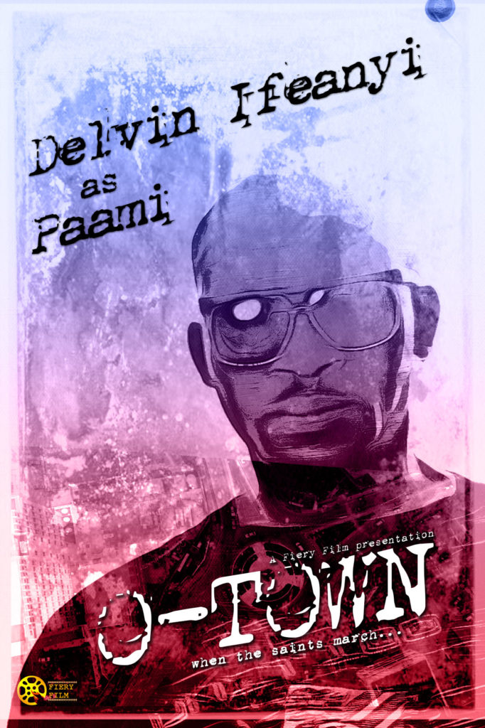 Delvin Ifeanyi as Paami