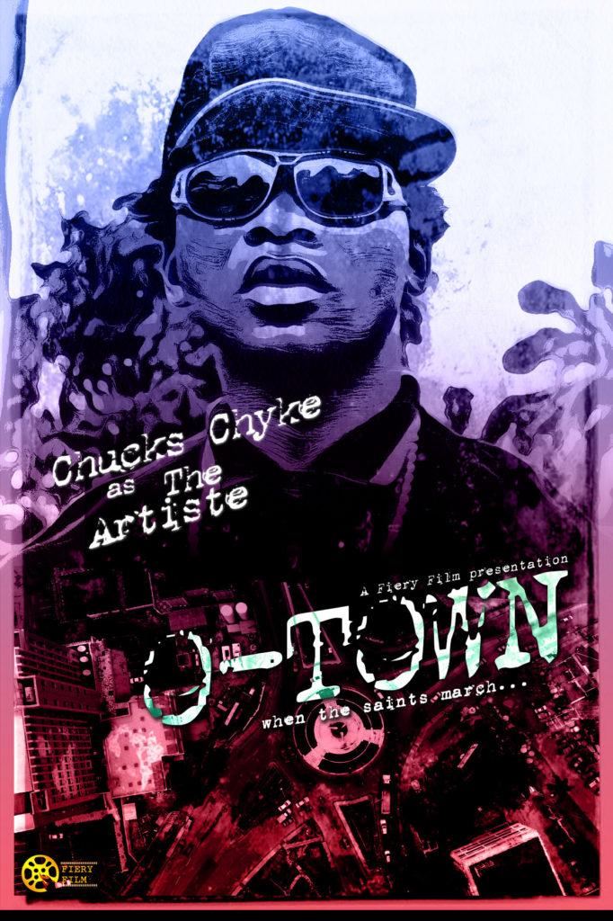 Chucks Chyke as The Artiste