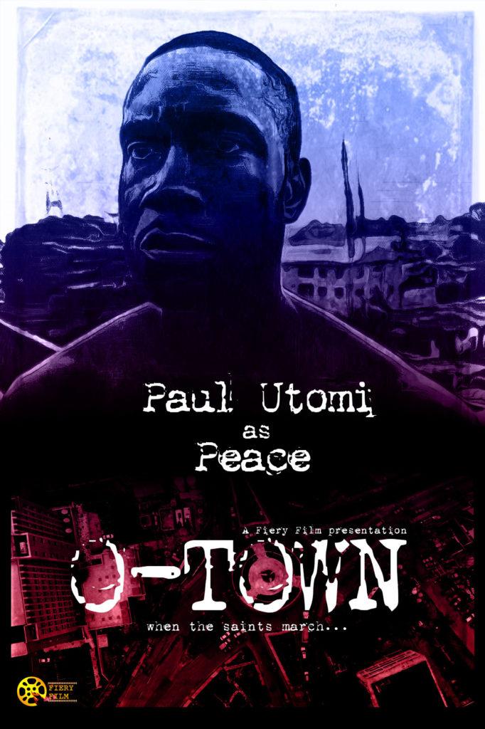Paul Utomi as Peace