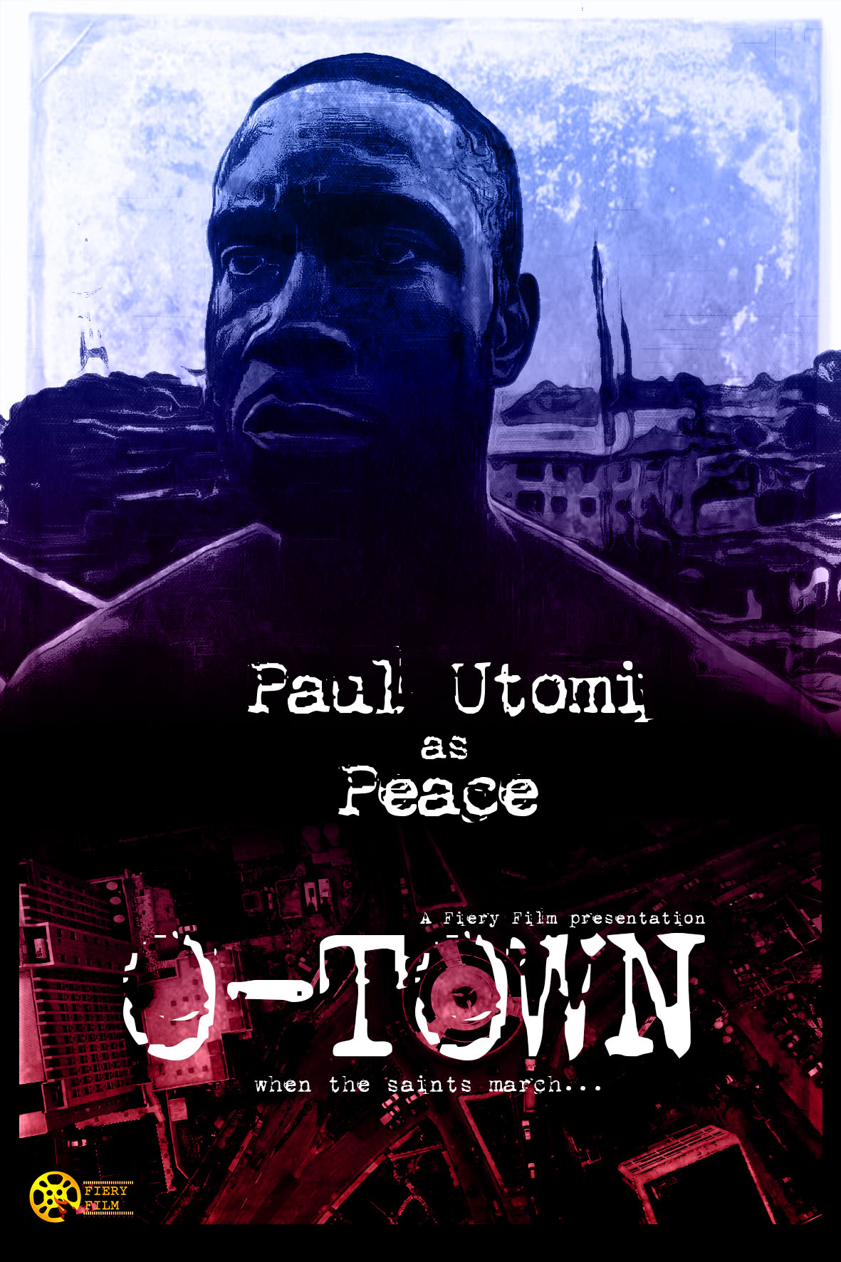 Paul Utomi as Peace