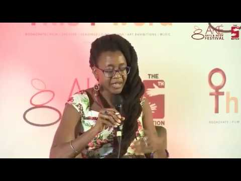 Nnedi Okorafor talks film adaptations at Ake Fest